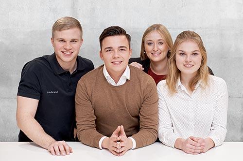 Ausbildung, duales Studium und Praktikum in der Herbrand Gruppe