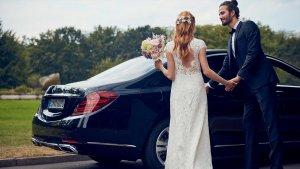 Hochzeit Special Miete über Mercedes-Benz Rent