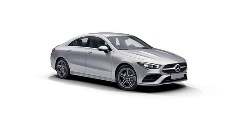 Mercedes-Benz CLA Coupé Modellübersicht