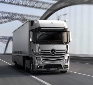 Unser Mercedes-Benz 24h Notdienst für Lkw