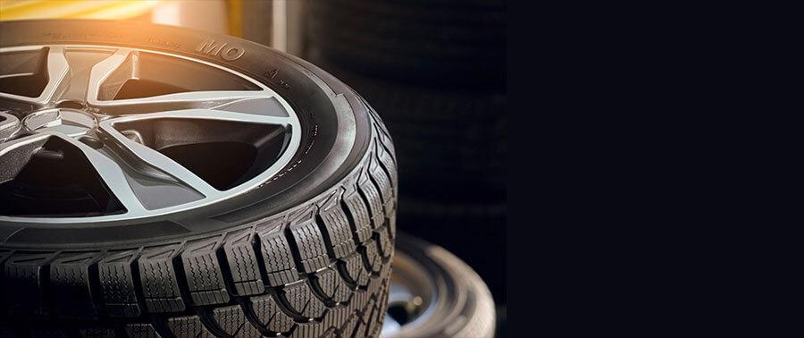 Mercedes-Benz Rädereinlagerung