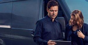 Mercedes-Benz Versicherung für Transporter