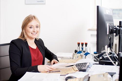 Ausbildungsberuf Büromanagement Herbrand
