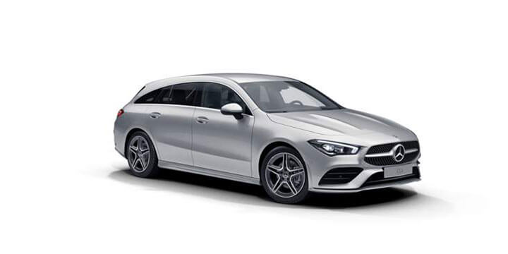 Mercedes-Banz CLA Shooting Brake