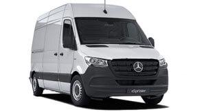 eSprinter Kastenwagen bei Mercedes-Benz Herbrand