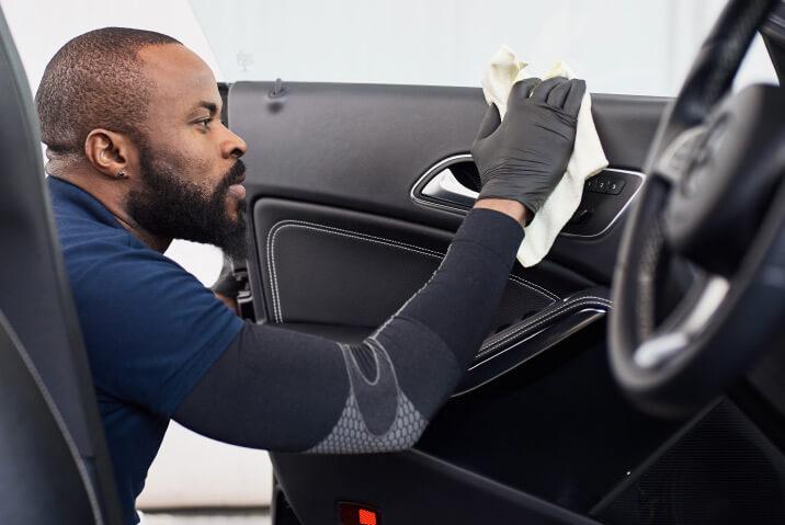 Fahrzeugaufbereitung Innen