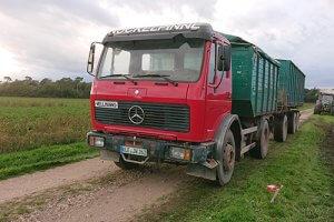 Mercedes Benz NG 1628
