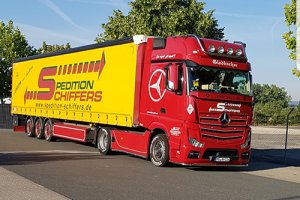 Daimler,Actros MP4 1851,LADY LINER